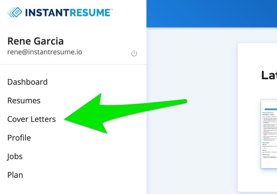 Instant Resume Builder | Create Your Resume in 10 Minutes